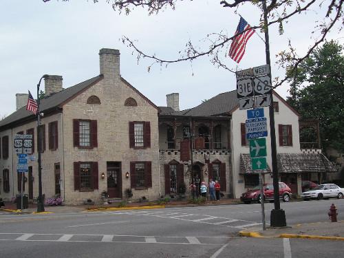old-talbott-tavern exterior