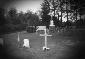 The Lakeview Cemetery Ghosts