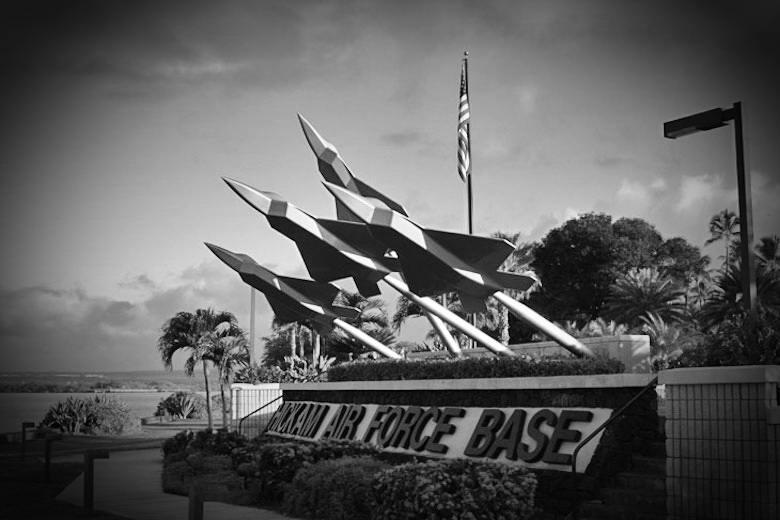 hickam-air-force-base