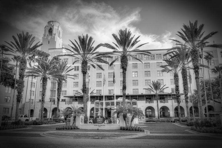 The Vinoy Renaissance In St Petersburg Is Another One Of Most Haunted Hotels Florida It A Por Choice For Prominent Athletes And They Are