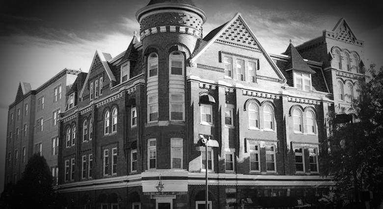 The Blennerhassett Hotel, Parkersburg