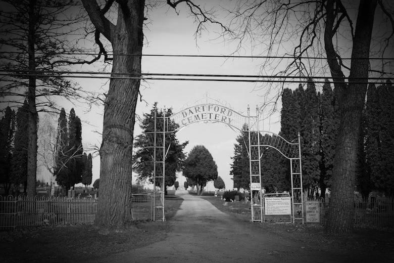 Dartford Cemetery, Green Lake, Wisconsin