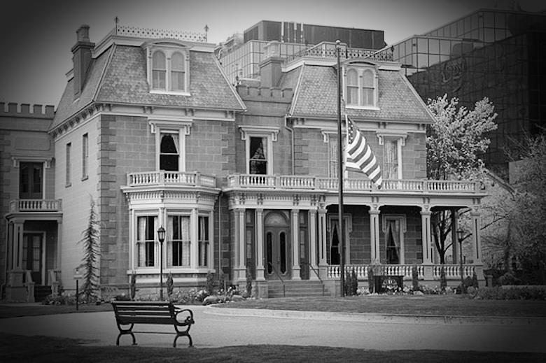 Devereaux Mansion, Salt Lake City