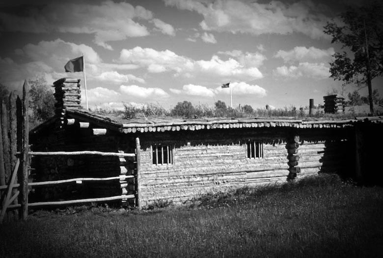 Fort Bridger State Historic Site, Fort Bridger