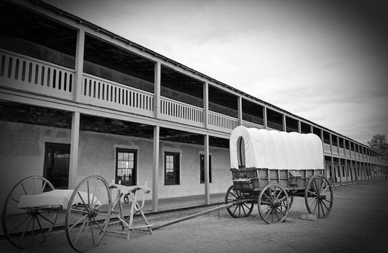 Fort Laramie Historical Site, Fort Laramie