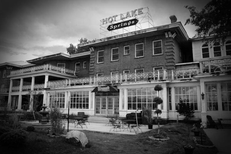 Hot Lake Hotel & Hot Springs, La Grande