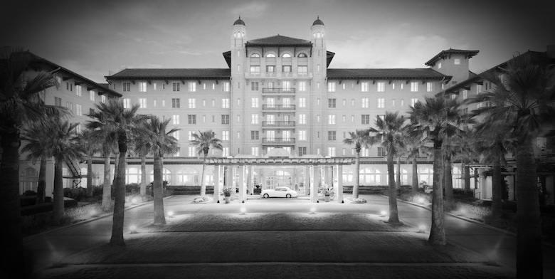 Hotel Galvez, Galveston, TX