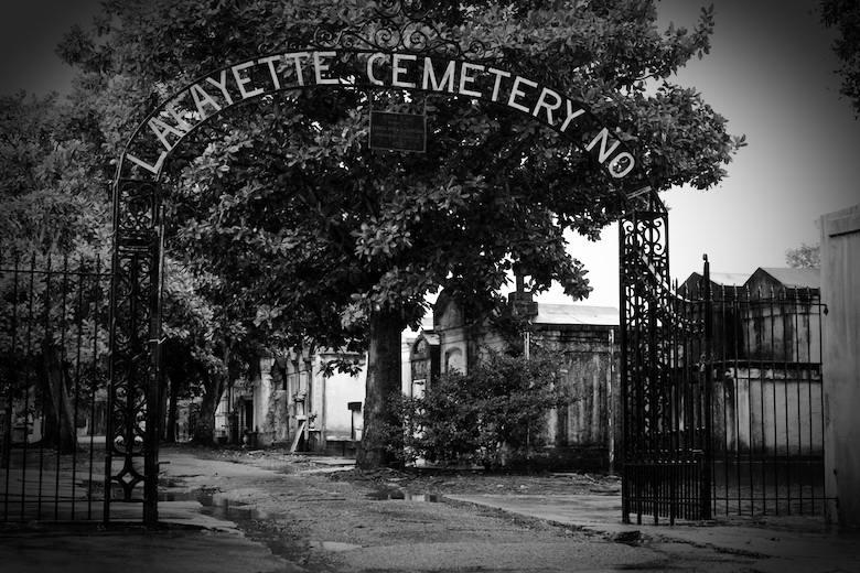 Lafayette Cemetery, Lafayette