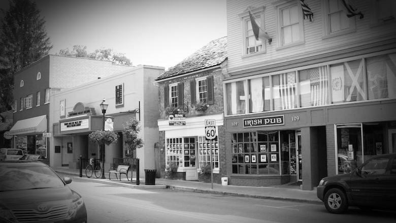 Lewisburg Historic District, Lewisburg