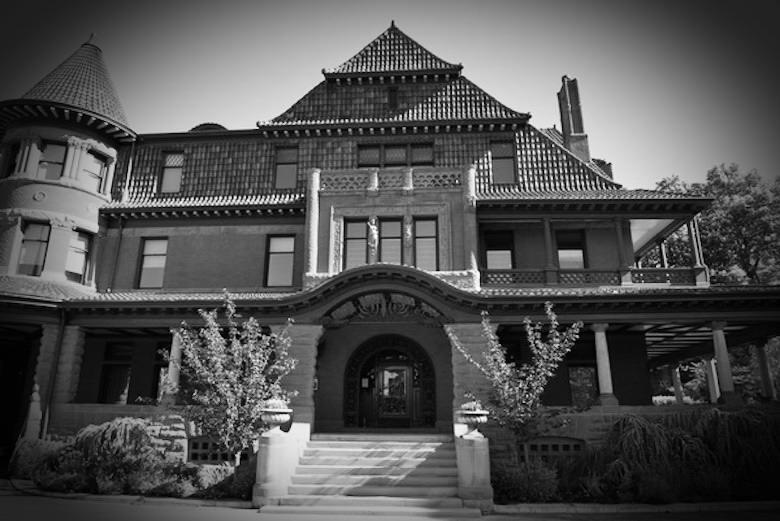 McCune Mansion, Salt Lake City