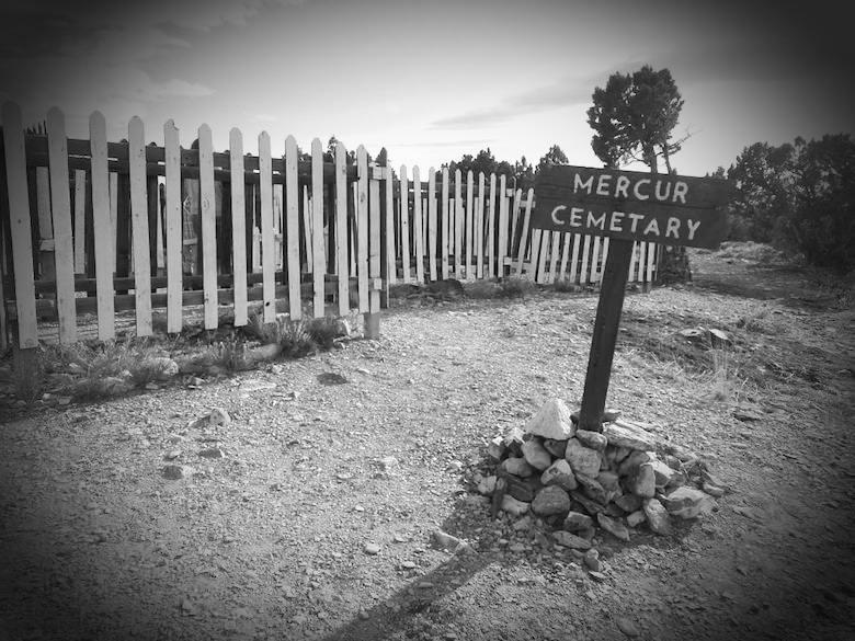 Mercur Cemetery, Tooele
