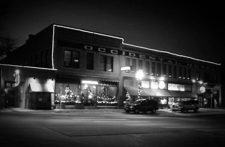 Occidental Hotel, Buffalo