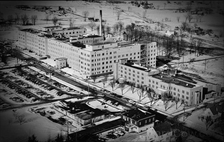 St Joseph's Hospital, Marshfield, Wisconsin