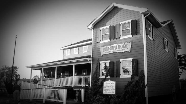 teachs-hole-ocracoke-island
