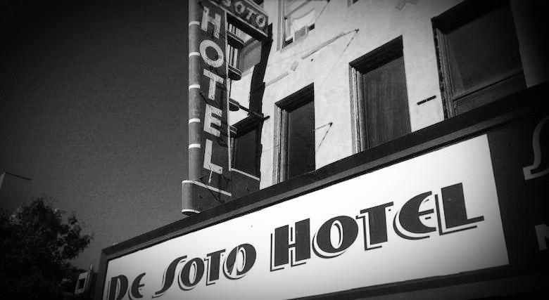 The De Soto Hotel