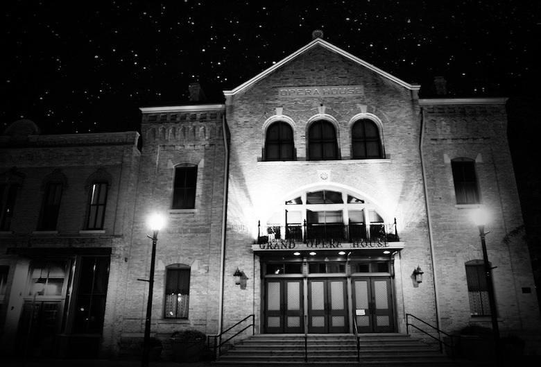 The Grand Opera House, Oshkosh, Wisconsin