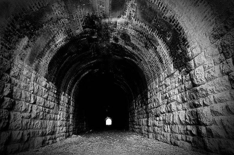The Sandhill & Charleston Tunnels