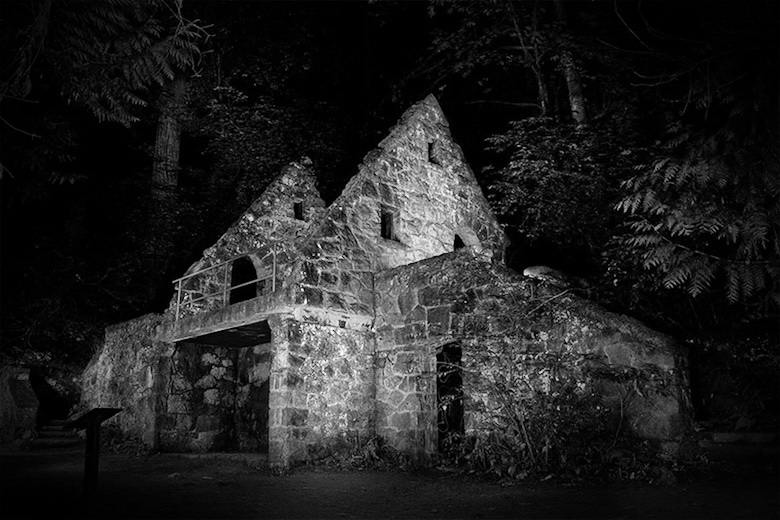The Witch's Castle, Portland