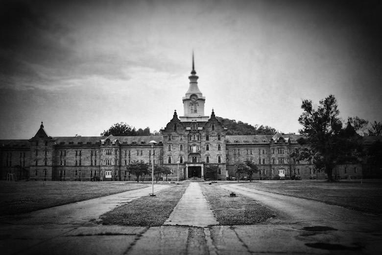 Trans-Allegheny Lunatic Asylum, Weston