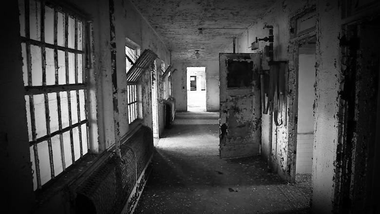 Trenton Psychiatric Hospital, Trenton