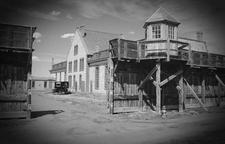Wyoming Territorial Prison, Laramie