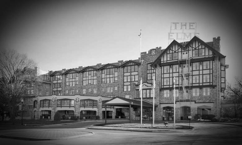 Elms Hotel, Excelsior Springs
