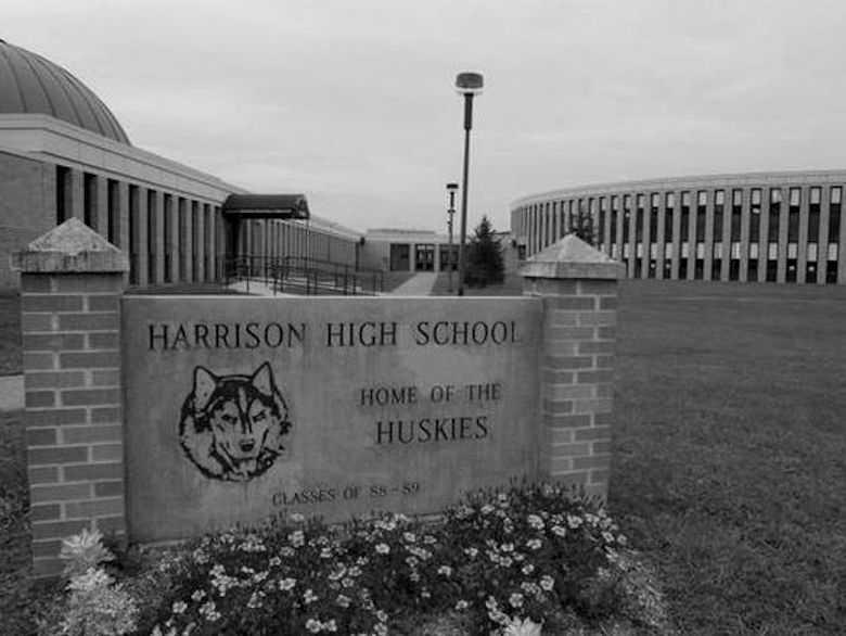 Harrison High School Auditorium