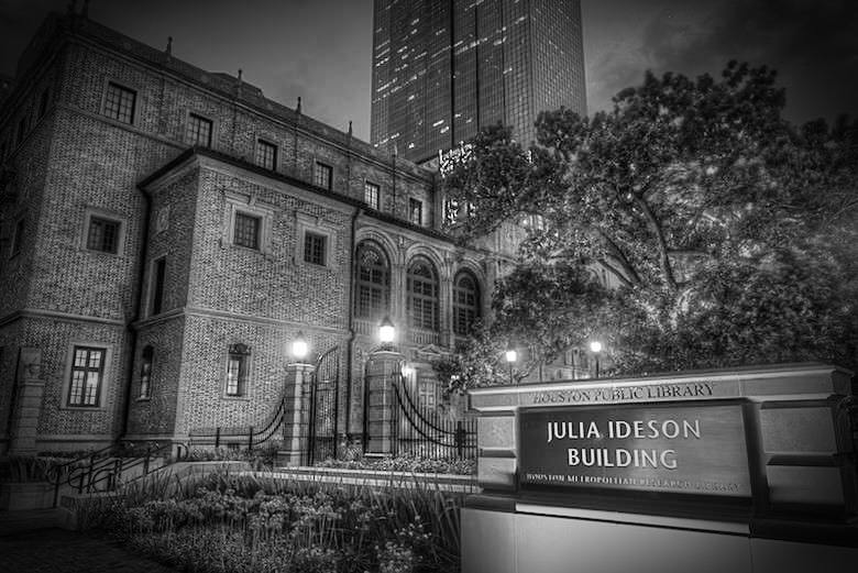 Julia Ideson Building