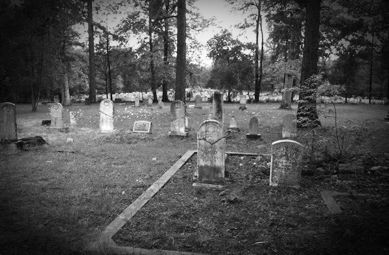Martha Chapel Cemetery