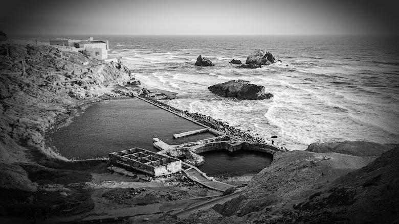 Ocean Beach Sutro Baths