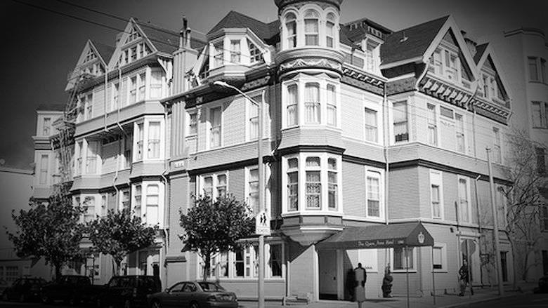 Queen Anne Hotel, San Francisco
