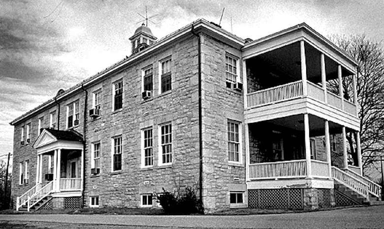 Baltimore County Almshouse