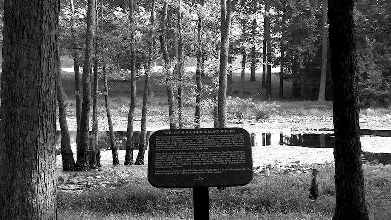 Cold Harbor Battlefield Park