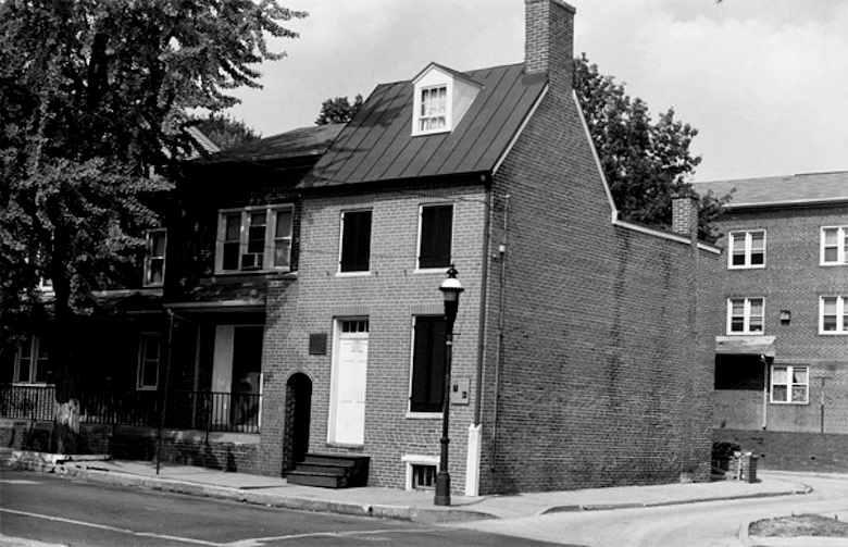 Edgar Allan Poe Residence
