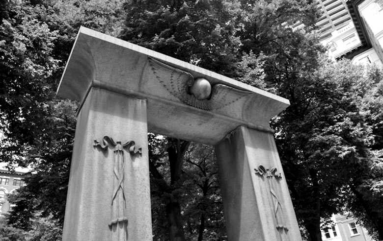 Granary Park Burying Grounds
