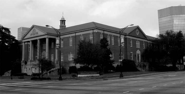 Greenville Courthouse