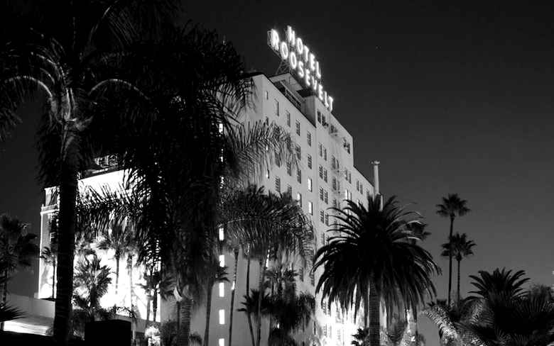 Hollywood Roosevelt Hotel, Los Angeles