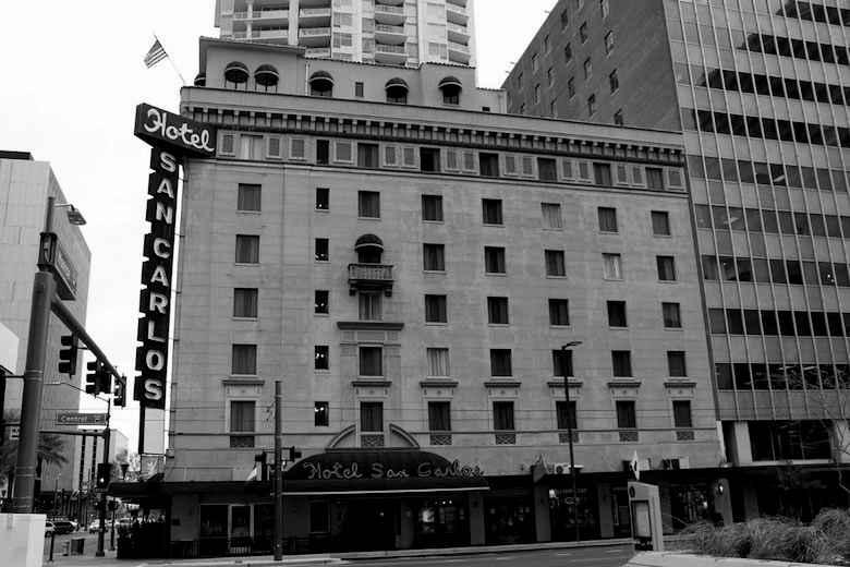 Hotel San Carlos aka Crowne Plaza