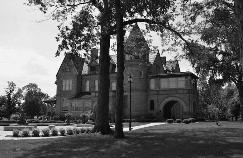 Brookside Mansion (formerly Bass Mansion)