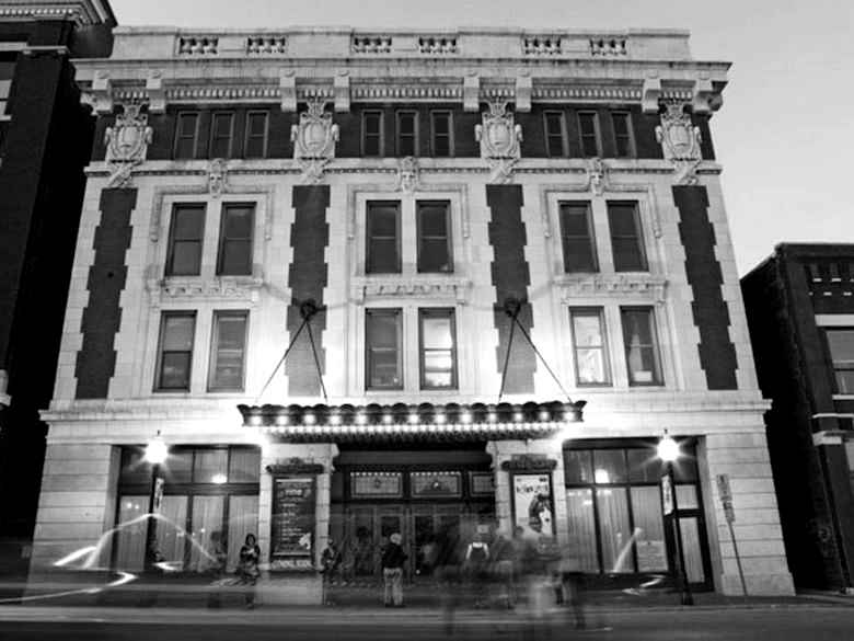 Landers Theatre (Springfield Little Theatre)
