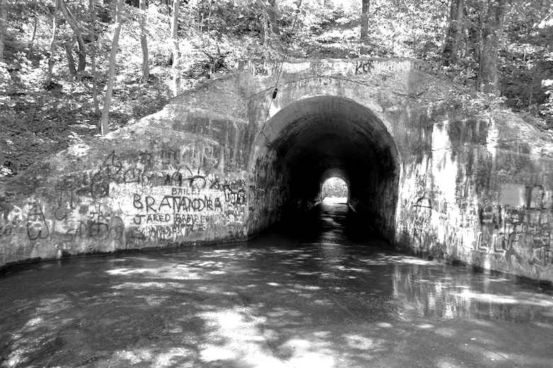 Sensabaugh Tunnel, Kingsport