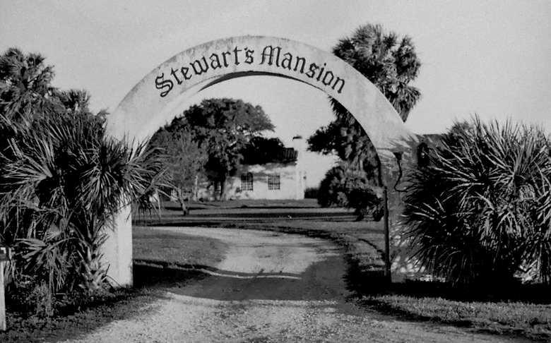 Stewart's Mansion