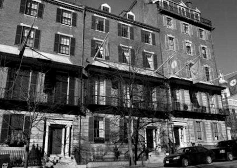 The George Parkman House
