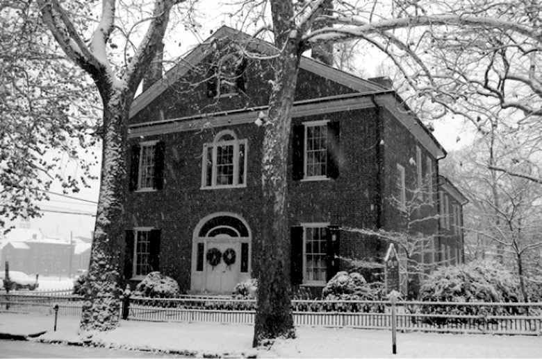 The John Hunt Morgan House
