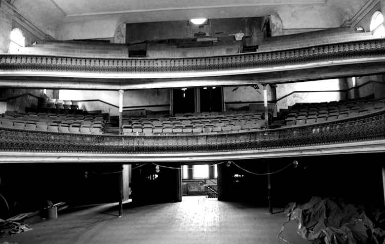 The Sterling Opera House, Derby CT