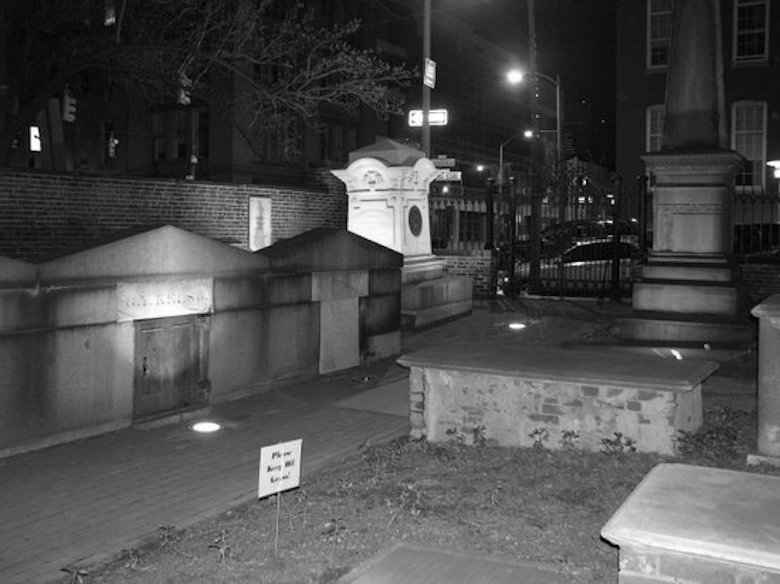 Westminster Church Cemetery