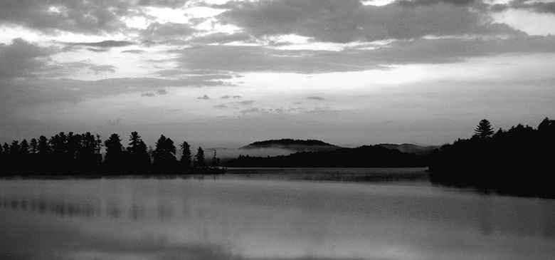 Big Moose Lake, Adirondacks