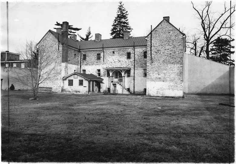 Burlington County Prison, Mt Holly