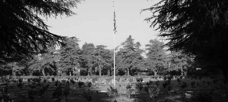Del Rey Cemetery, Del Rey