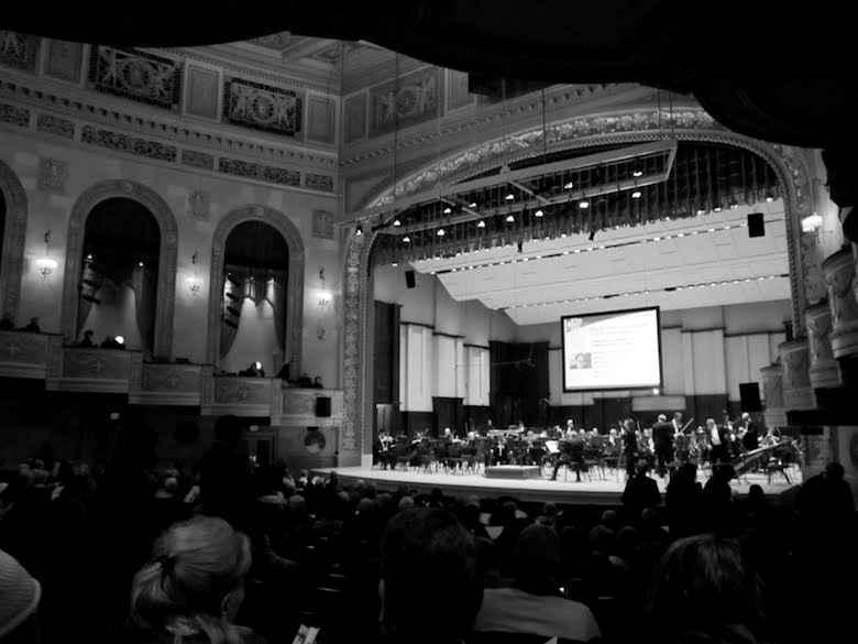 Detroit Symphony Orchestra Building